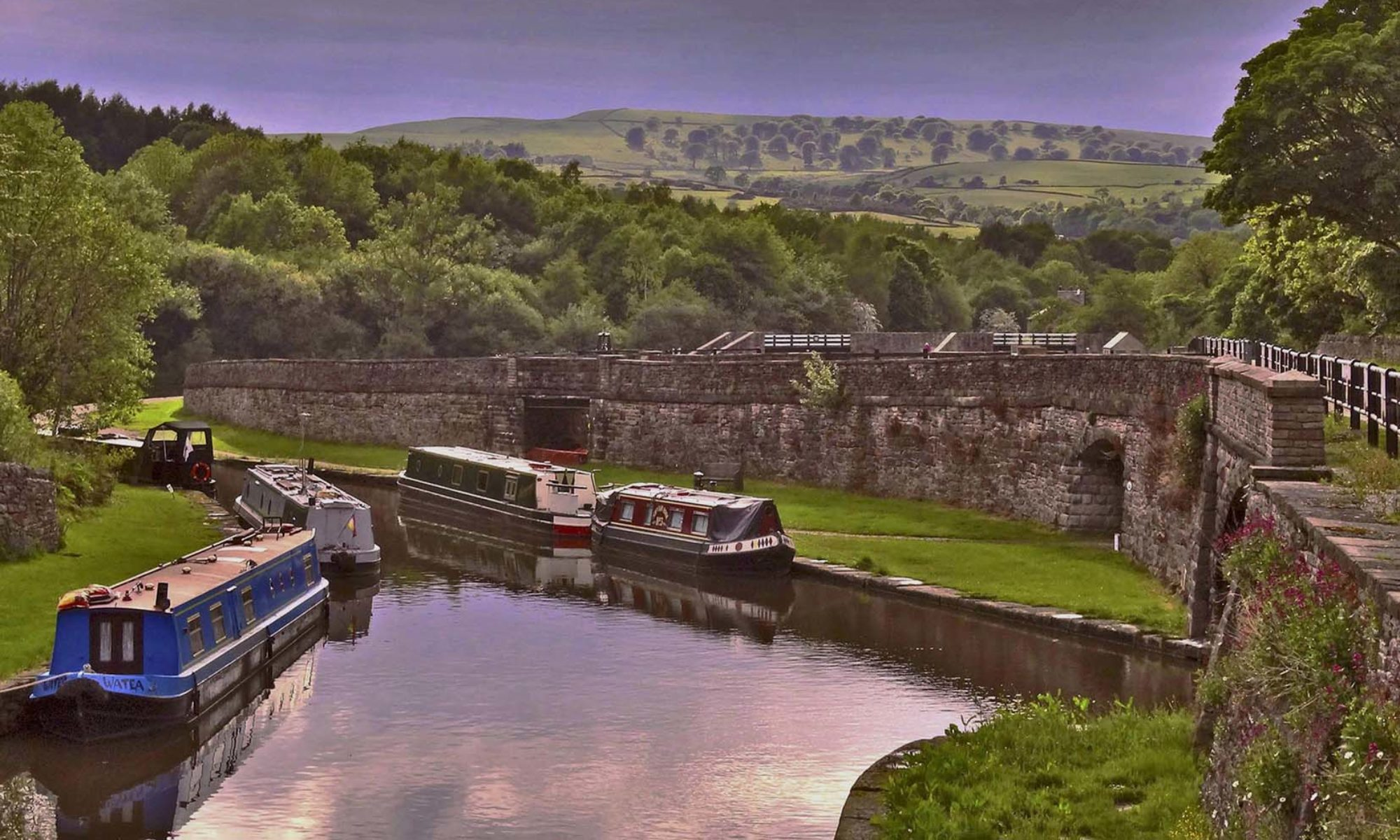 Bugsworth Basin Heritage Trust
